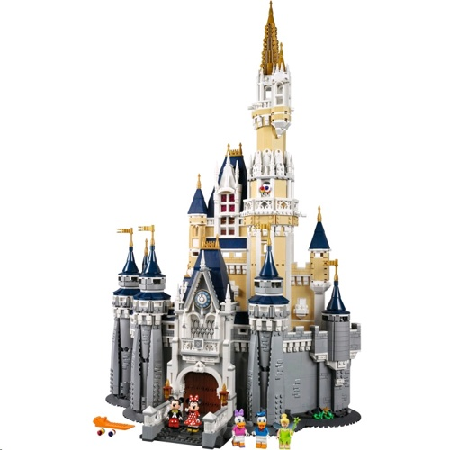 Lego 71040 Disney Princess The Disney Castle Kit