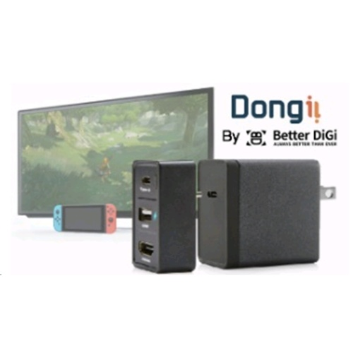 Better-Digi EH023 Dongii, Nintendo Switch Hub