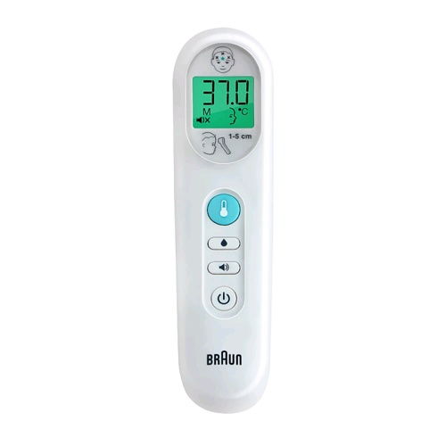 Braun No Touch + Touch Forehead Thermometer BNT100