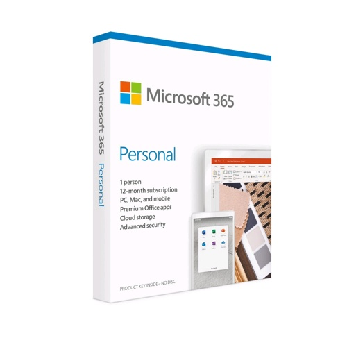 Microsoft Office 365 Personal (12 months)