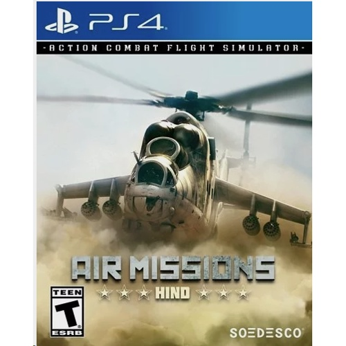 PlayStation Air Missions:HIND