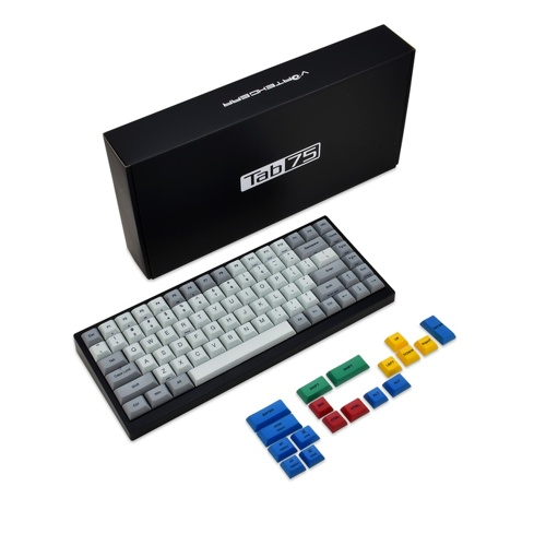 Vortex Tab 75 Wireless Mechanical Gaming Keyboard