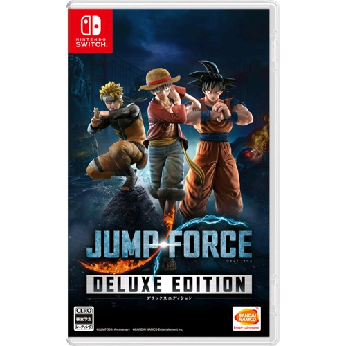 Nintendo Switch Jump Force - Deluxe Edition