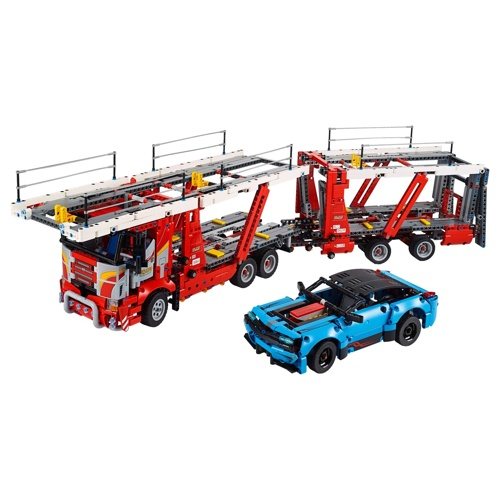 Lego 42098 Technic Car Transporter Building Kit