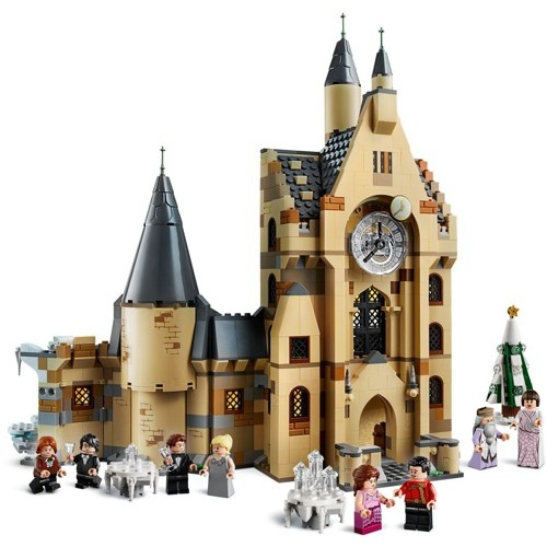 Lego 75948 Harry Potter Hogwarts™ Clock Tower Building Kit