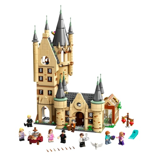 Lego 75969 Harry Potter Hogwarts Astronomy Tower Building Kit
