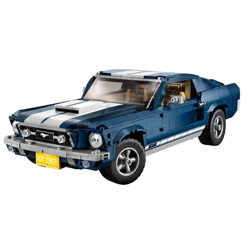 Lego 10265 Creator Expert Ford Mustang Car Building Kit