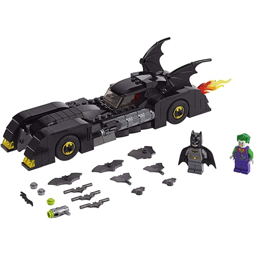 Lego 76119 Super Heroes Batmobile Pursuit of The Joker Building Kit