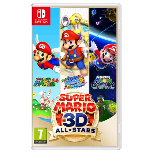 Nintendo Switch Super Mario 3D All Stars