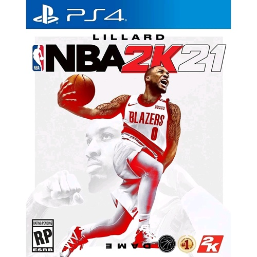 PlayStation NBA 2K21 系列遊戲