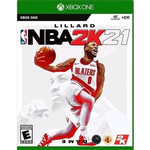 Microsoft Xbox One NBA 2K21