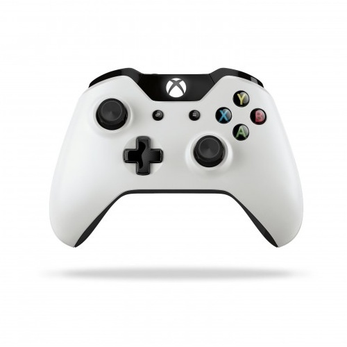 Microsoft Xbox One Wireless Controller, White
