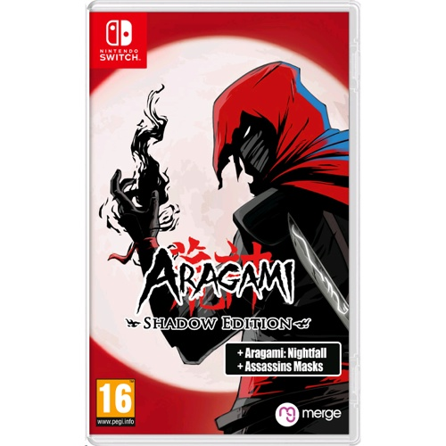 Nintendo Aragami - Shadow Edition