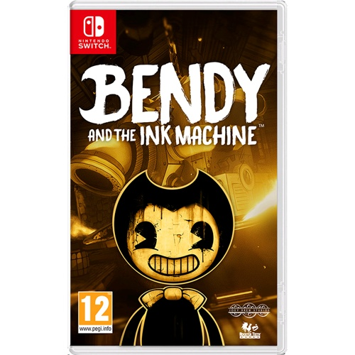 Nintendo Bendy and the Ink Machine