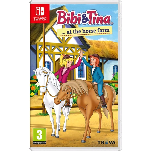 Nintendo Bibi & Tina at the Horse Farm