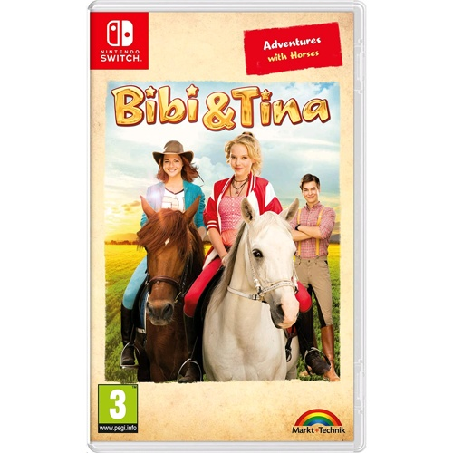 Nintendo Bibi & Tina: Adventures with Horses