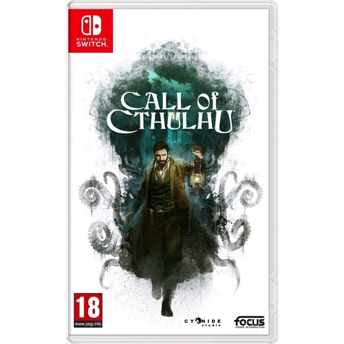 Nintendo Call of Cthulhu