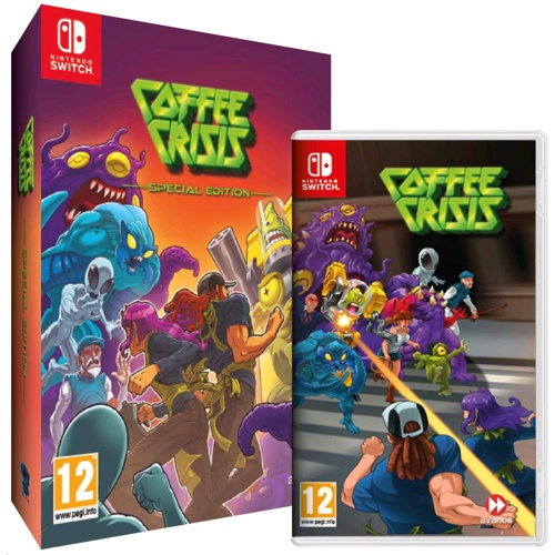 Nintendo Coffee Crisis Special Edition