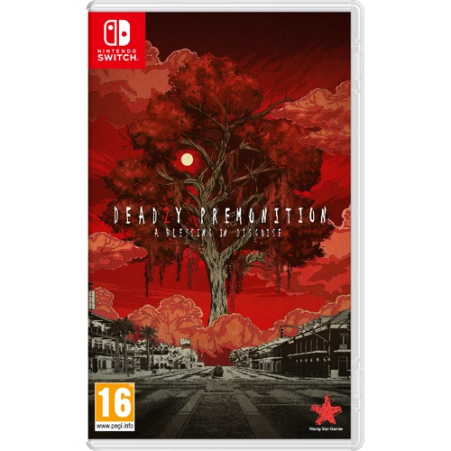 Nintendo Deadly Premonition 2: A Blessing in Disguise