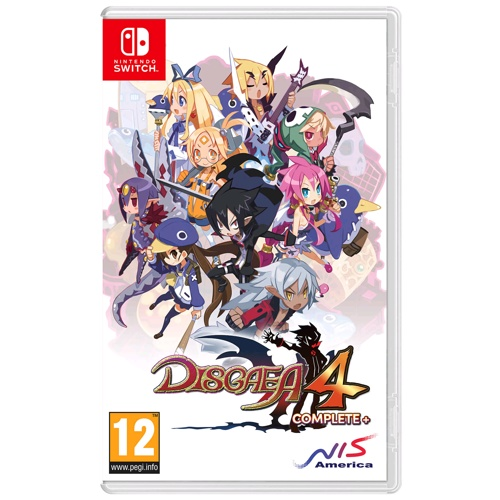Nintendo Disgaea 4 Complete+ - A Promise of Sardines Edition