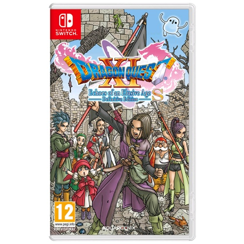 Nintendo Dragon Quest XI S: Echoes of an Elusive Age - Definitive Edition