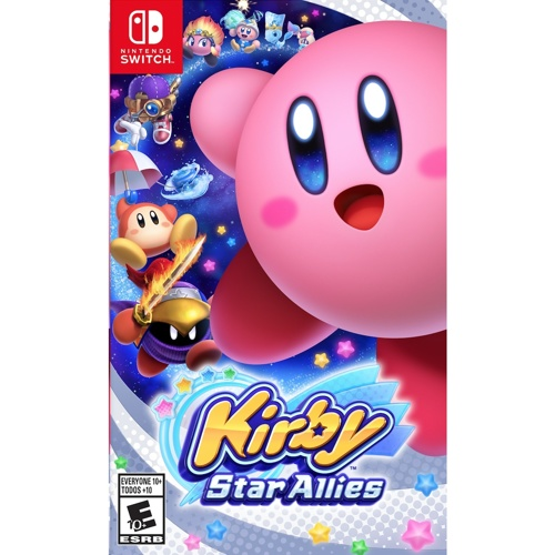 Nintendo Kirby Star Allies