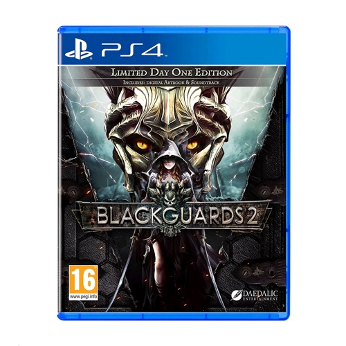 PlayStation Blackguards 2 - Limited Day One Edition