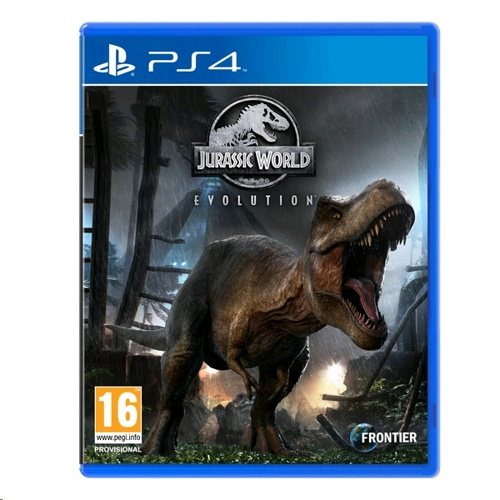 PlayStation Jurassic World Evolution