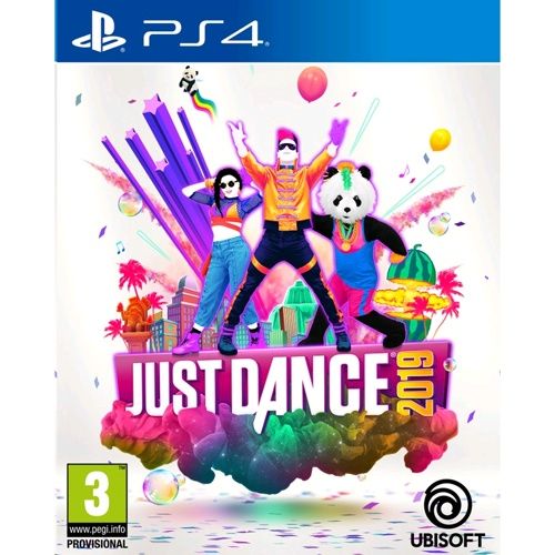 PlayStation Just Dance 2019