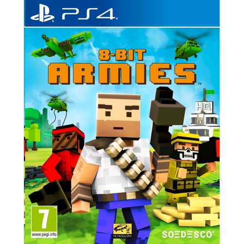 PlayStation 8-Bit Armies (Uk/Arabic)