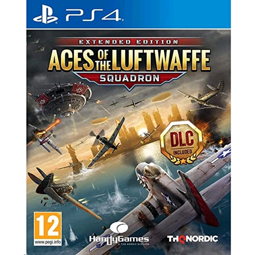 PlayStation Aces Of The Luftwaffe: Squadron - Extended Edition