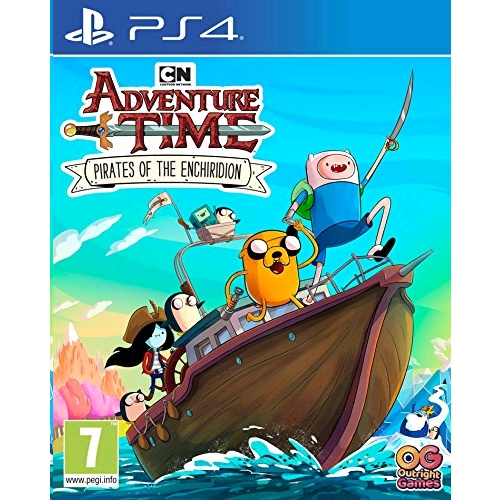 PlayStation Adventure Time: Pirates Of The Enchiridion