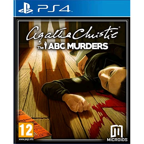 PlayStation Agatha Christie: The Abc Murders
