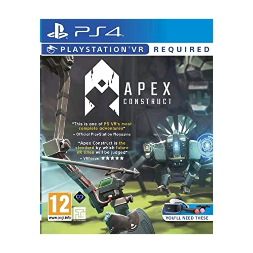 PlayStation Apex Construct (Vr)