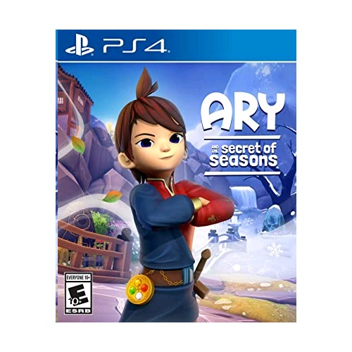 PlayStation Ary And The Secret Of Seasons