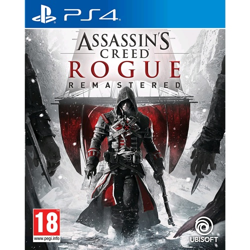 PlayStation Assassin's Creed: Rogue Remastered