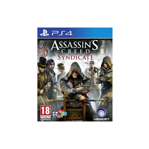 PlayStation Assassin's Creed: Syndicate (Nordic)