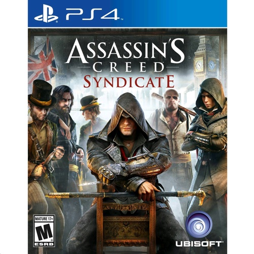 PlayStation Assassin's Creed: Syndicate