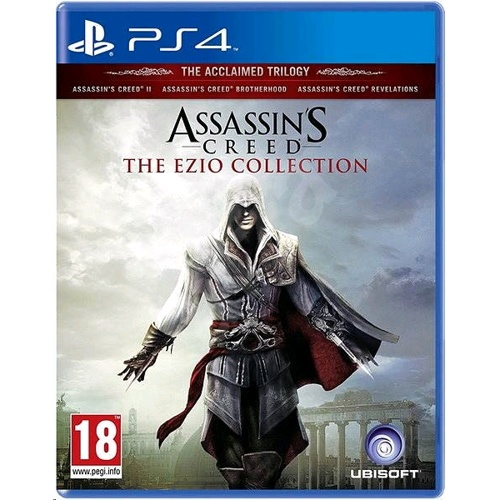 PlayStation Assassin's Creed: The Ezio Collection (Nordic)