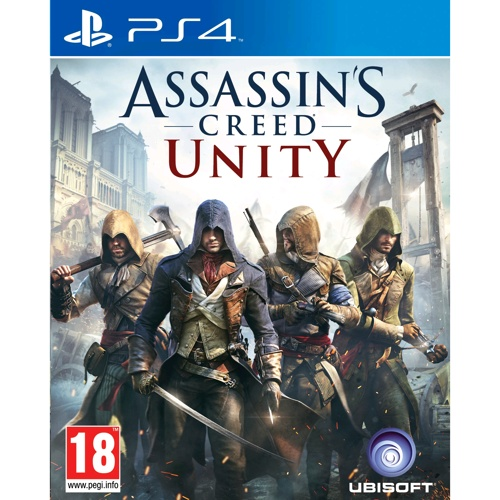 PlayStation Assassin's Creed: Unity (Nordic)