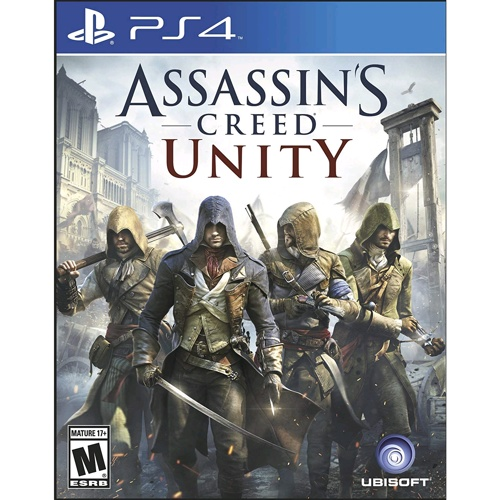 PlayStation Assassin's Creed: Unity