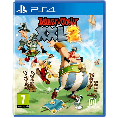 PlayStation Asterix And Obelix Xxl2
