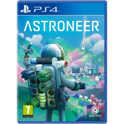 PlayStation Astroneer