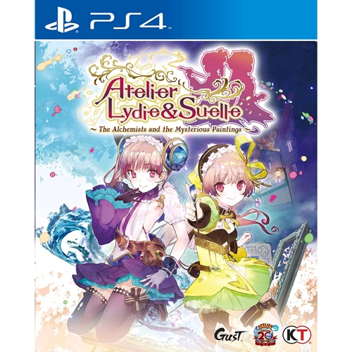 PlayStation Atelier Lydie And Suelle: Alchemists Of The Mysterious Painting