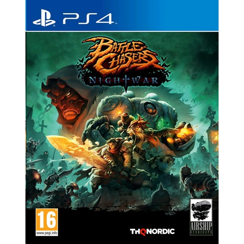 PlayStation Battle Chasers: Nightwar