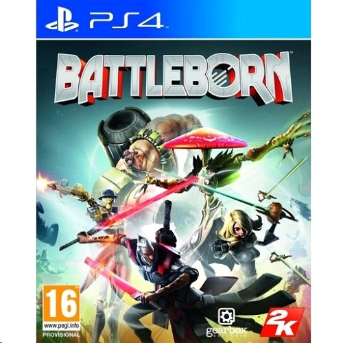 PlayStation Battleborn