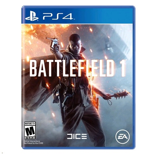 PlayStation Battlefield 1