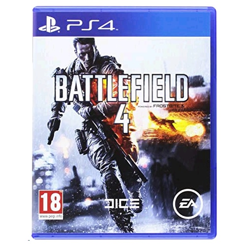PlayStation Battlefield 4