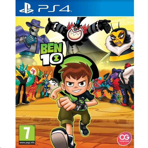 PlayStation Ben 10