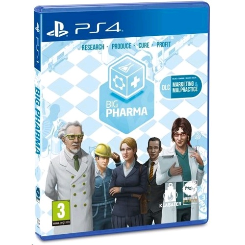 PlayStation Big Pharma Special Edition